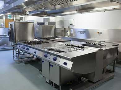 Filtre pour hotte de cuisine professionnelle